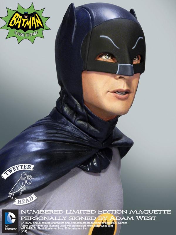 batman  u0026quot signature series u0026quot  maquette