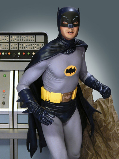 "Batman ""Signature Series"" Maquette"