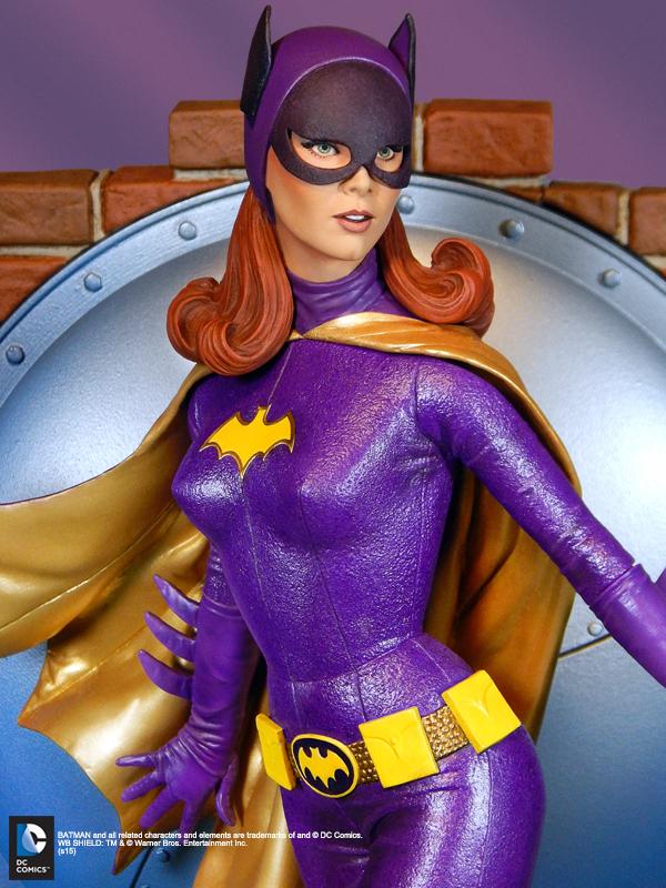 Batgirl Yvonne Craig