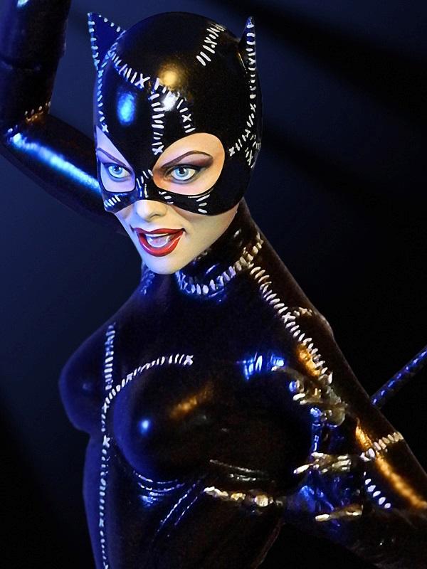 Michelle Pfeiffer 30 >> Tweeterhead : Batman Returns Catwoman Maquette