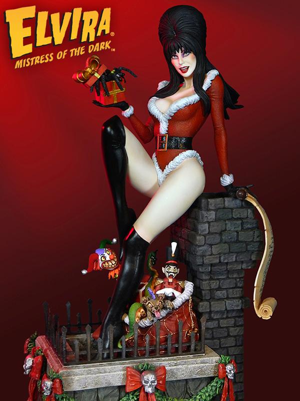 Tweeterhead : Elvira's Scary Christmas