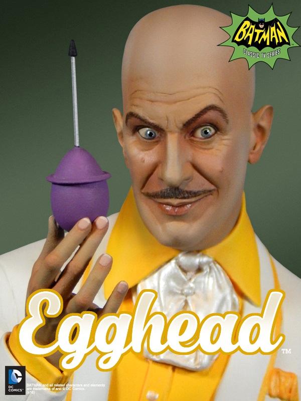 egghead  u0026quot signature series u0026quot  maquette