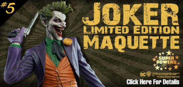 Joker Maquette