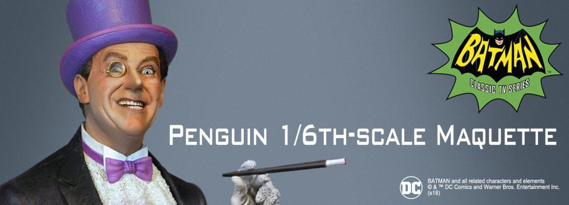 Penguin Maquette