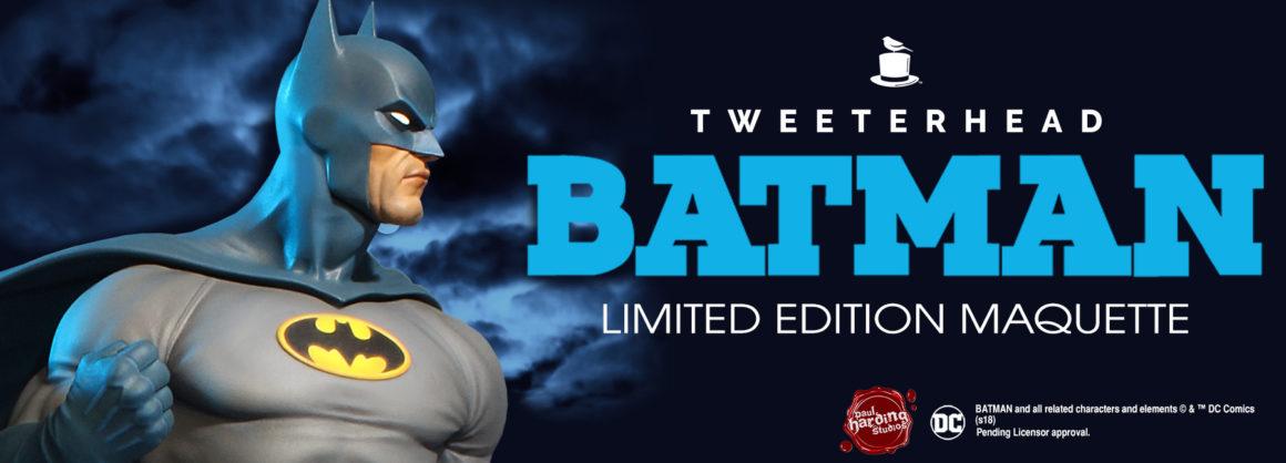 Batman Limited Edition Maquette