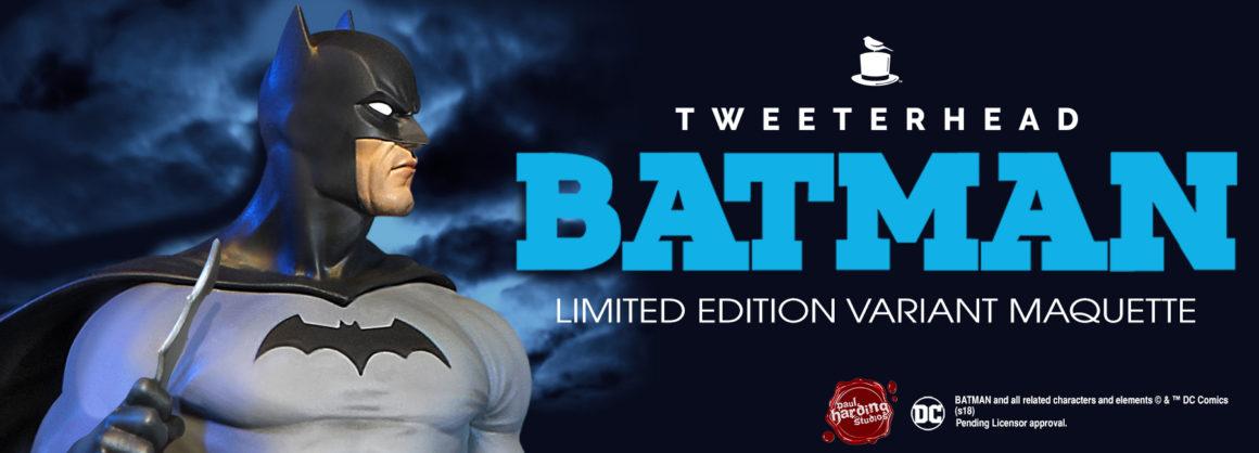 Batman Maquette