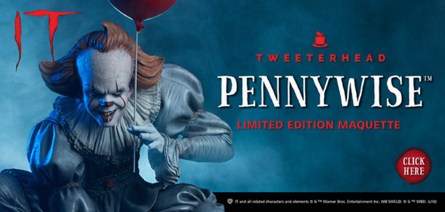 Pennywise Maquette
