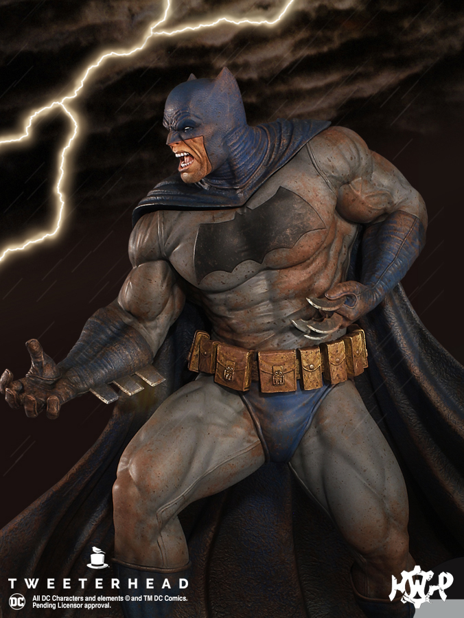 "Batman ""Muddy"" version"