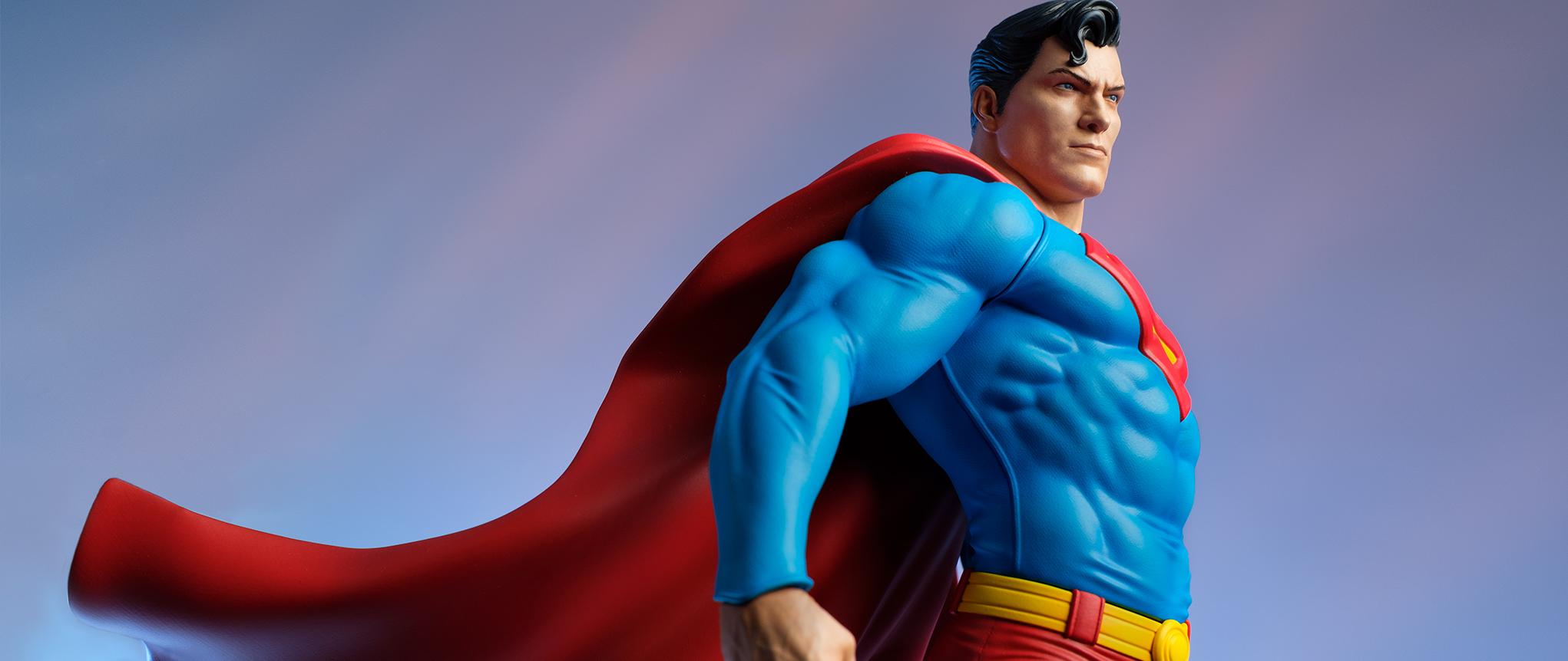 Superman Tweeterhead Maquette