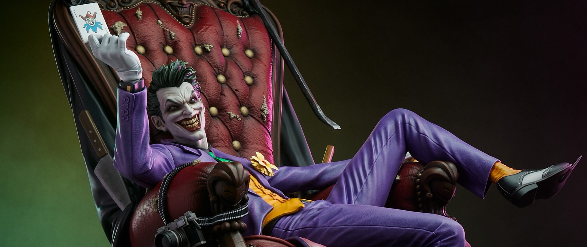 Tweeterhead Joker Maquetter