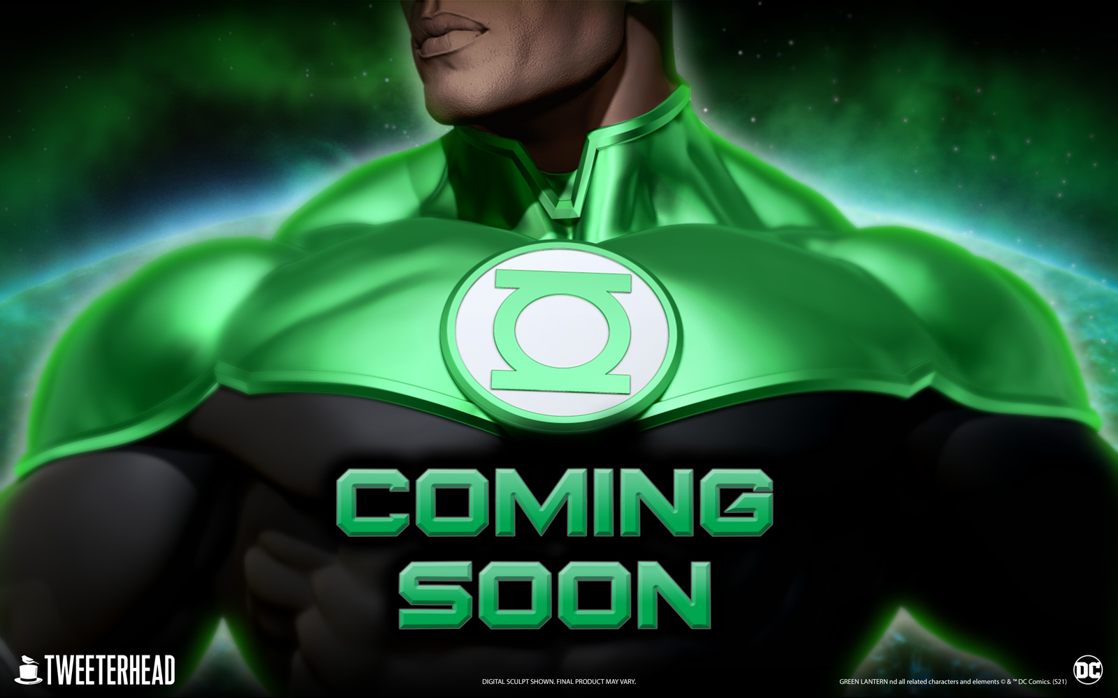Green Lantern Coming Soon
